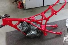 HONDA XR500-1