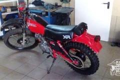 HONDA XR500-3