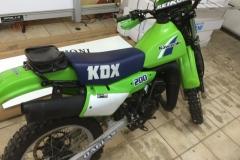 kawaski kdx200-1