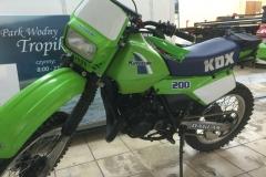 kawaski kdx200-3