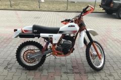 KTM gs 125 '1981-8