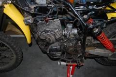 Suzuki PE 250 '1980-2